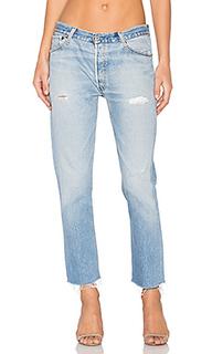 Свободные укороченные джинсы - RE/DONE