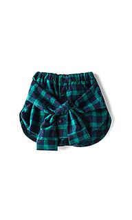 Wrap shirt skirt - eve jnr