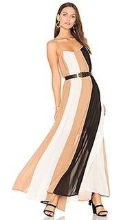 Платье колорблок keira - Line & Dot