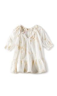 Платье со сборками tropicale - Zimmermann