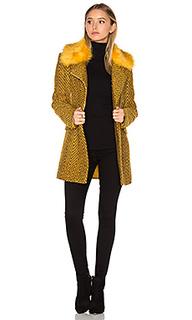 Пальто из искусственного меха berly - Lucy Paris