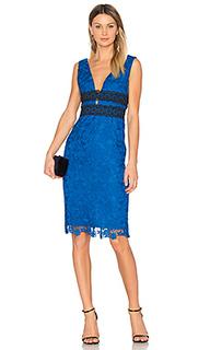 Кружевное платье viera - Diane von Furstenberg