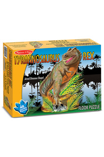 "Пазл ""Тираннозавр Рекс "" Melissa & Doug"