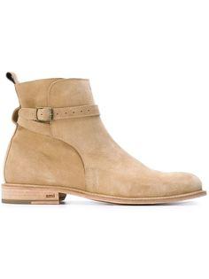 ботинки по щиколотку Ami Alexandre Mattiussi