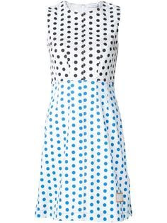 платье с узором в горох J.W.Anderson