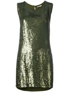 мини-платье с пайетками P.A.R.O.S.H.