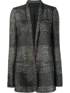 приталенный пиджак  Haider Ackermann