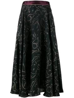 юбка 'Dearden'  Roksanda