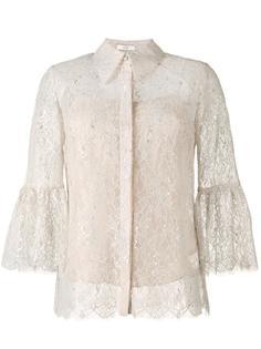 кружевная рубашка  Erdem