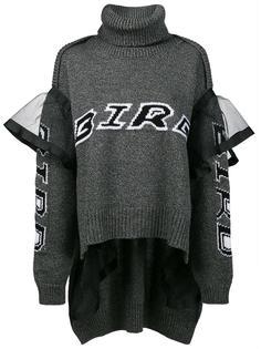 свободный свитер  Preen By Thornton Bregazzi