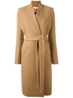 длинное пальто с поясом Iro