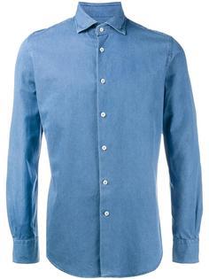 'Ween' denim shirt Incotex