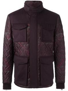 стеганая куртка 'Sahariana' Etro