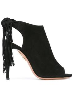 fringed detail sandals Aquazzura