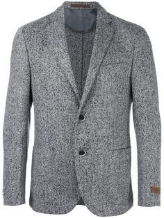 пиджак в елочку Corneliani
