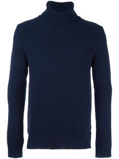 свитер с высоким горлом Woolrich