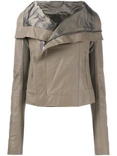 biker jacket Rick Owens