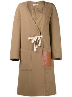 пальто из двух частей Loewe