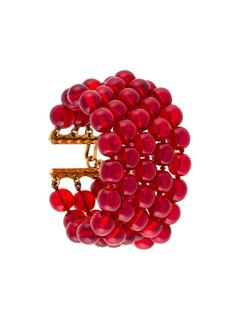 браслет из пяти нитей бусин Chanel Vintage