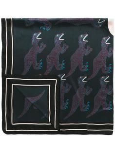 шарф с принтом 'Dinosaur' Paul Smith