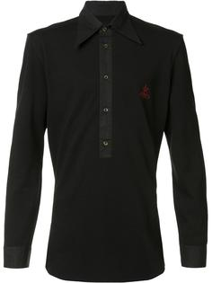 long placket polo shirt Vivienne Westwood Man