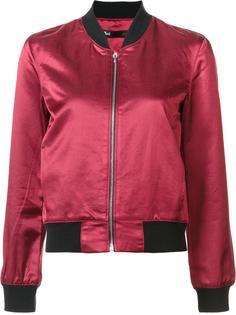 zipped bomber jacket  3X1