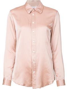 'Soft Satin' shirt Julien David