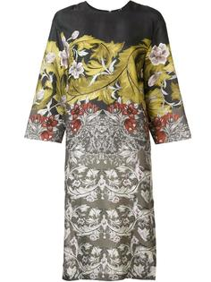 floral print dress Alena Akhmadullina