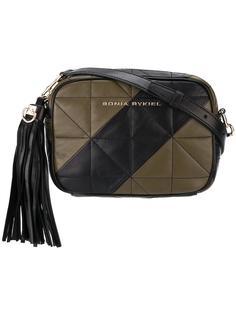 стеганая сумка через плечо Sonia Rykiel