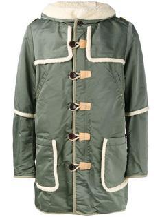 'Hudson' military coat Visvim