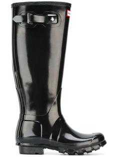 buckled detailing rainboots Hunter