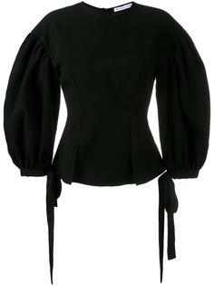 блузка 'Maddie' с пышными рукавами Rejina Pyo