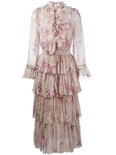 платье 'Winsome' с цветочным узором Zimmermann