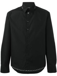 рубашка с окантовкой Alexander McQueen