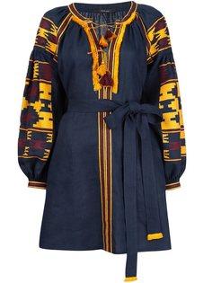 платье с вышивкой Vita Kin