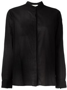 рубашка с воротником-мандарин Vanessa Bruno Athé