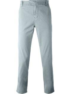 эластичные суконные брюки-чинос J Brand