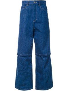 широкие джинсы G.V.G.V.
