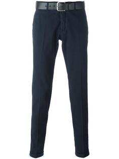 брюки-чинос с поясом Pt01