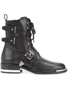 ботинки на шнуровке Barbara Bui