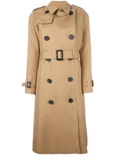 двубортное пальто The Reracs