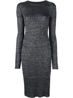 обтягивающее трикотажное платье Isabel Marant