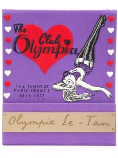 'The Club' clutch Olympia Le-Tan