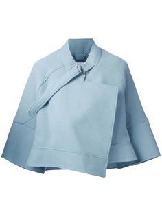 расклешенная укороченная куртка Chloé