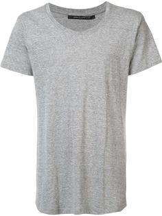 футболка 'Curve U-Neck' John Elliott