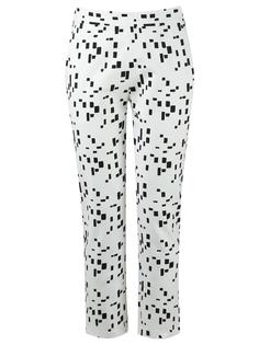 printed trousers Andrea Marques