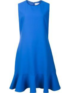 платье с расклешенным подолом Victoria Victoria Beckham