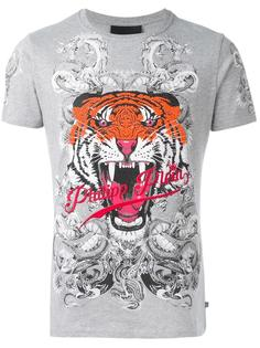 футболка 'Philipp Tiger' Philipp Plein