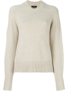 свитер ребристой вязки 'Finn' Isabel Marant