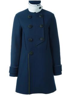 двубортное пальто Cédric Charlier